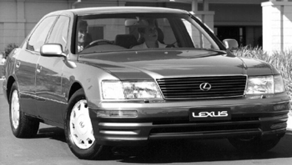 lexus ls used review 2000 2016 carsguide