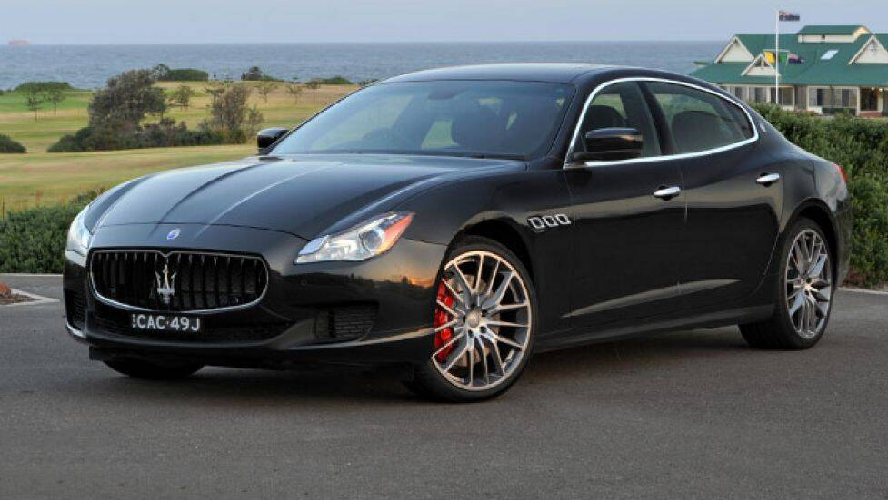 2015 Maserati Quattroporte S Review Road Test Carsguide