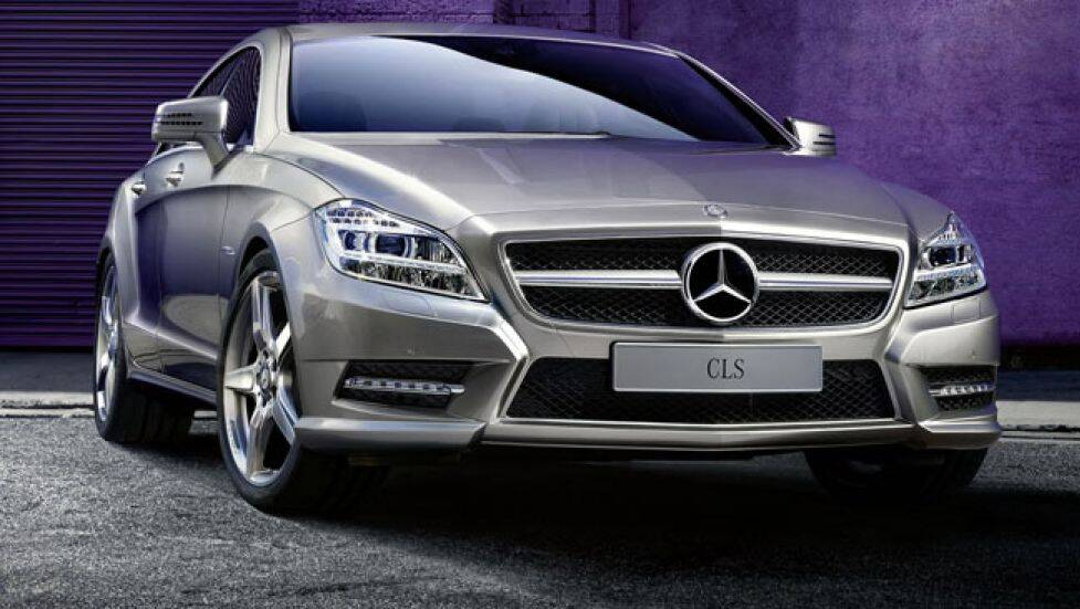 Mercedes benz cls 250 cdi review video carsguide for Tysons corner mercedes benz