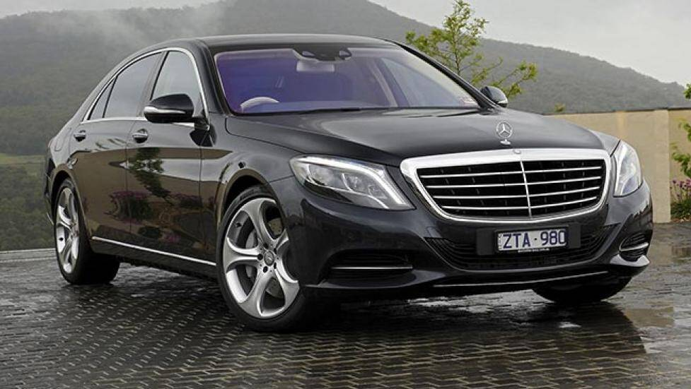 Mercedes benz s350 car reviews carsguide for Mercedes benz s350 2014