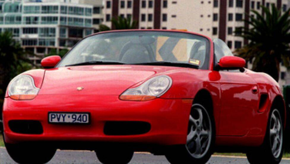 used car review porsche boxster 1997 2000 carsguide. Black Bedroom Furniture Sets. Home Design Ideas