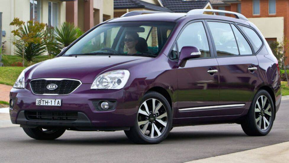 Kia Rondo Review Carsguide