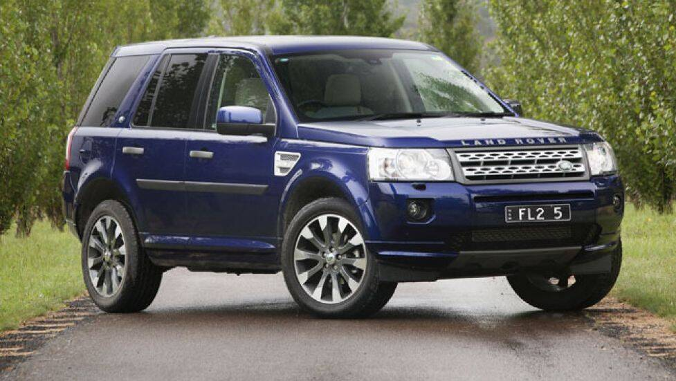 land rover freelander td4 110 review carsguide. Black Bedroom Furniture Sets. Home Design Ideas