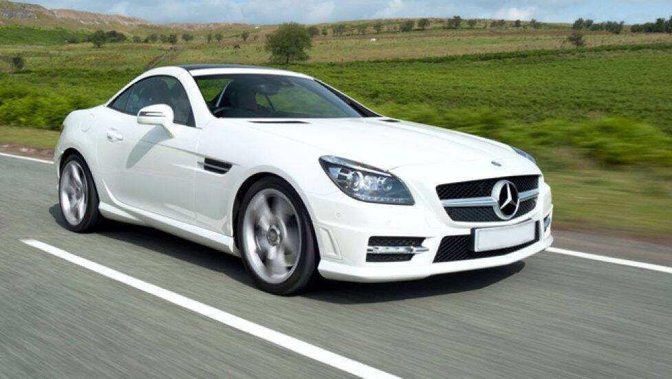 Used car review mercedes benz slk 1997 2000 carsguide for 2015 mercedes benz slk 250 review