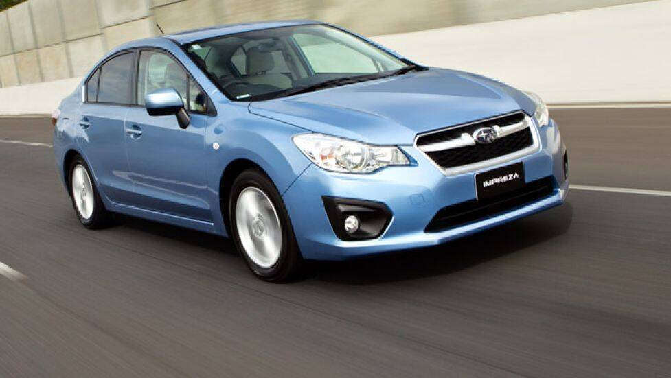 roadshow auto subaru impreza review