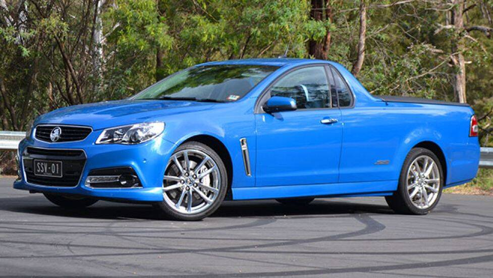 2014 Holden Ssv Ute Review Carsguide