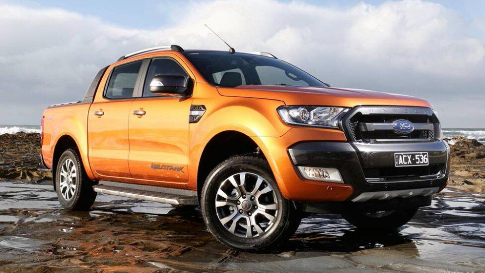 2015 ford ranger wildtrak review carsguide. Black Bedroom Furniture Sets. Home Design Ideas