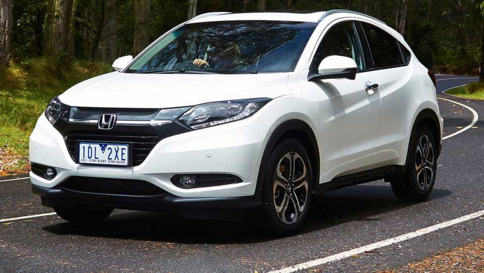Cx 3 Vs Hrv >> 2015 Honda HR-V review | road test | CarsGuide