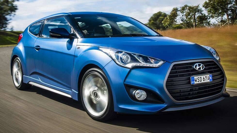 hyundai veloster sr turbo manual review carsguide. Black Bedroom Furniture Sets. Home Design Ideas