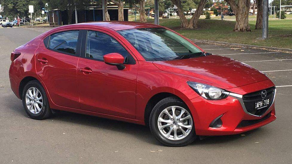 2016 mazda 2 maxx hatch review road test carsguide. Black Bedroom Furniture Sets. Home Design Ideas