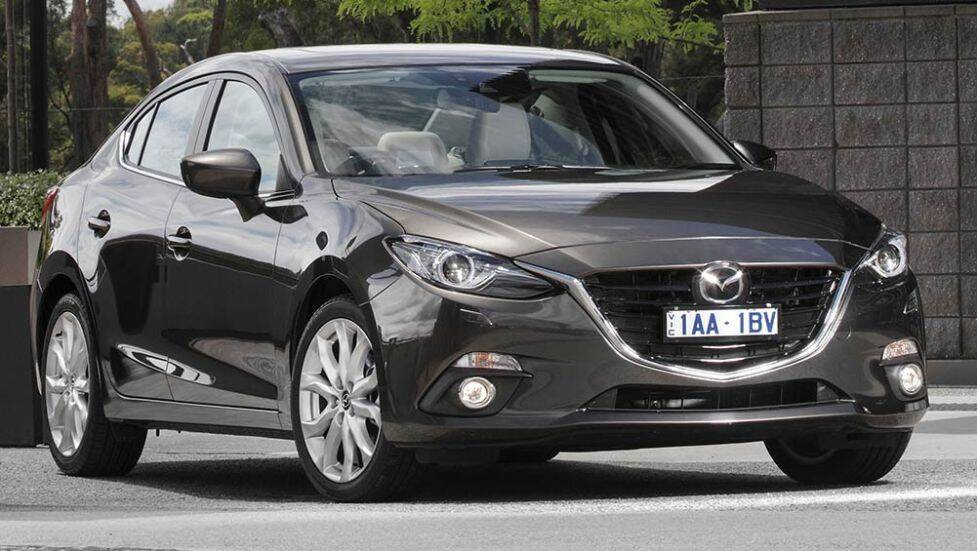 2016 mazda 3 review carsguide. Black Bedroom Furniture Sets. Home Design Ideas