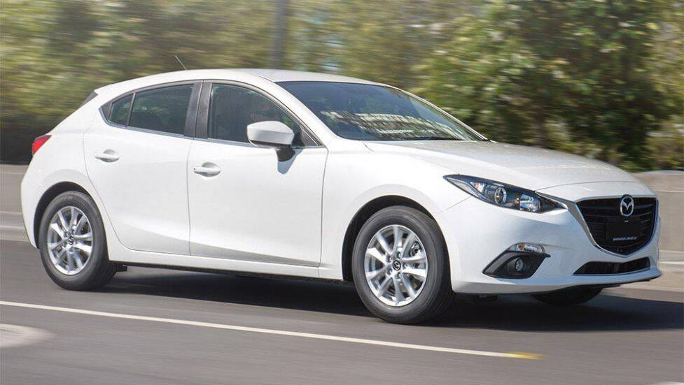 Mazda 3 Sp25 Astina 2016 Review First Drive Carsguide