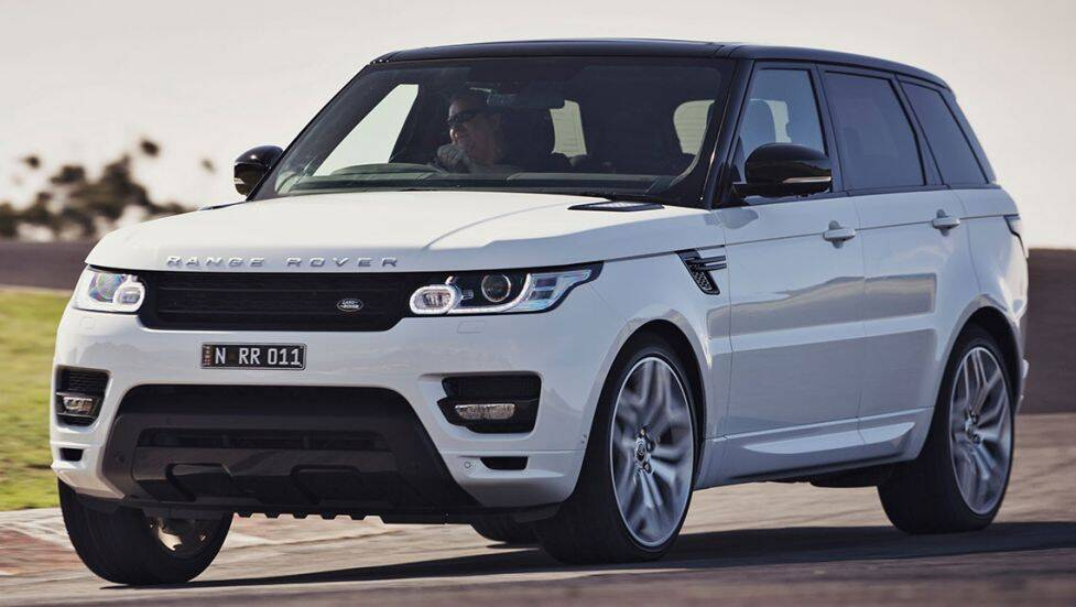 2014 range rover sport sdv8 review carsguide. Black Bedroom Furniture Sets. Home Design Ideas