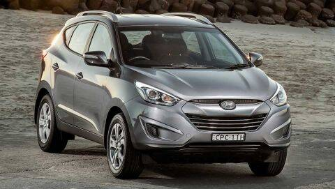cheapest hyundai ix35 deals