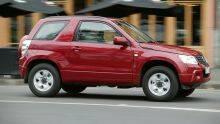 2008 Suzuki Grand Vitara 3-door