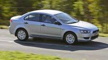 Mitsubishi Lancer ES 2007.