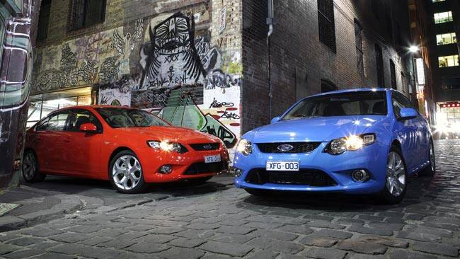 Ford Falcon Bf Mkii 2006 Review Www Carsales Com Au