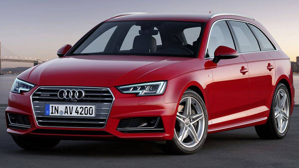 Lastest Audi A4 Avant 20 TFSI 2016 Review  Road Test  CarsGuide