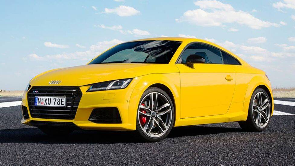 2016 Audi TTS Coupe review | road test 31 March 2016 by Peter Anderson