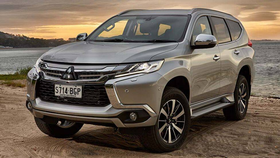 2016 Mitsubishi Pajero Sport Gls Review Road Test Video