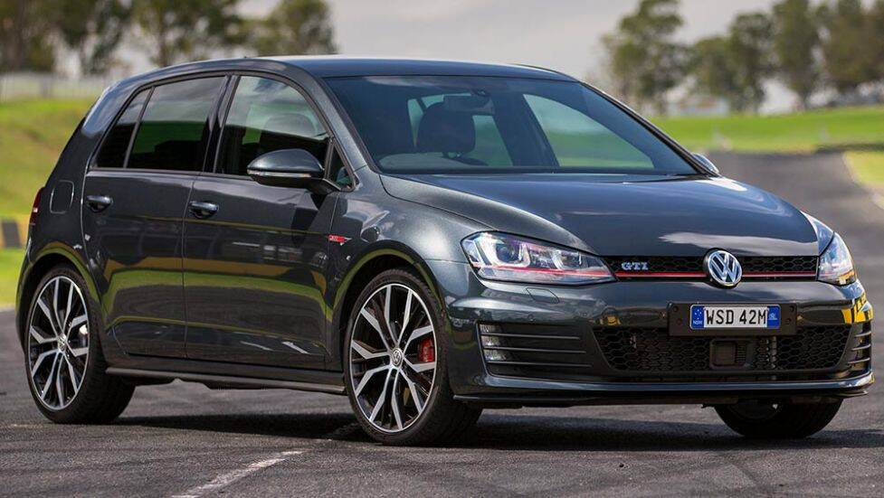 volkswagen golf gti 2016 review road test carsguide. Black Bedroom Furniture Sets. Home Design Ideas